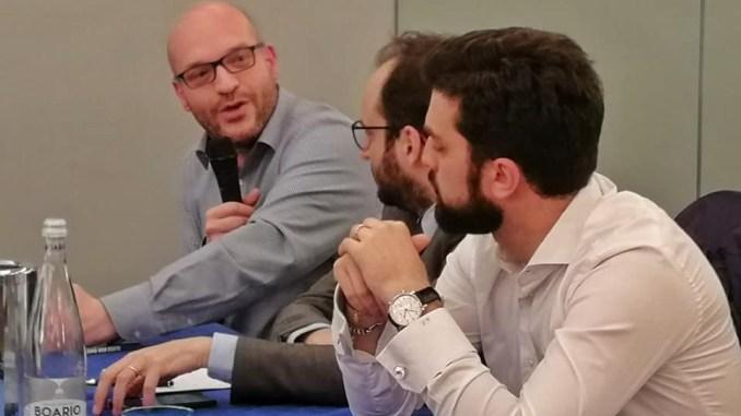 Ministro Fontana a Bastia Umbra, sostegno a Catia Degli Esposti