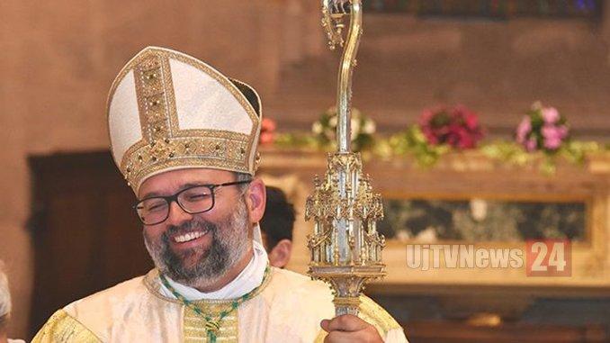 Lucca celebra suo vescovo, grande festa per monsignor Paolo Giulietti