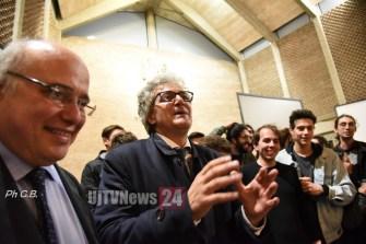 Maurizio Oliviero è il nuovo rettore dell'Università di Perugia | Diretta streaming