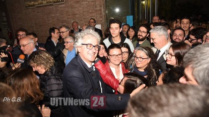 Maurizio Oliviero Rettore, Udu Perugia: «Siamo entusiasti»