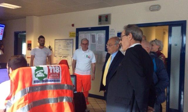 Ospedale Perugia, superata fase emergenza: presentato il bilancio