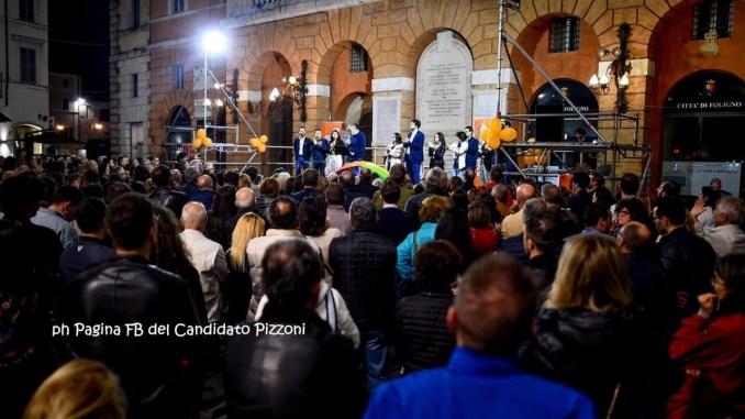 Gravissimo episodio di violenza è accaduto ieri sera a Foligno