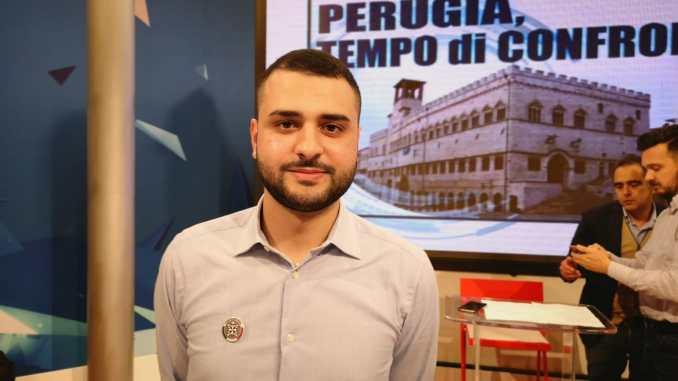 Ribecco, CasaPound: andremo a Monteluce con idee e progetti per il futuro