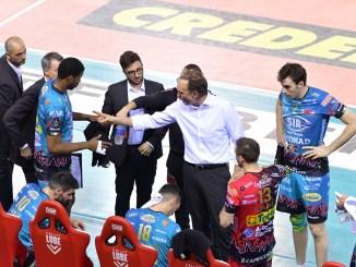 Volley, Perugia lotta, ma gara 2 è della Cucine Lube Civitanova