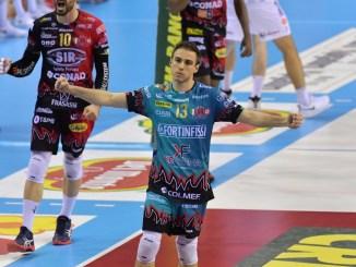 """Volley, Sir Safety, i veterani Podrascanin e Colaci: """"Testa subito a gara 2!"""""""