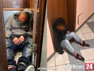 Alcol e degrado a Fontivegge nella notte, residenti esasperati e rassegnati