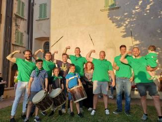 Gli atleti di Porta Eburnea Perugia 1416, nella nuova sede, ecco chi sono