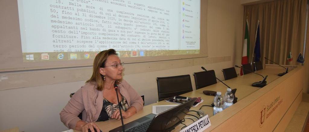 """corso """"Sblocca Cantieri, Decreto Crescita e Codice dei contratti"""