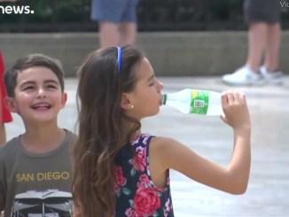 Ondate di calore/fase 3 forte disagio per domenica 23 agosto