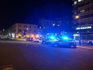 Botte da orbi nella notte a Terni, rissa fulminea, arriva la polizia