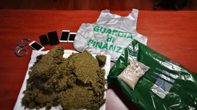 Finanzieri, sotto copertura, arrestano trafficante internazionale di droga