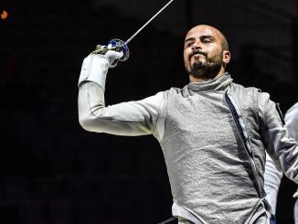 Alessio Foconi è campione europeo di fioretto maschile