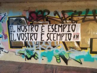Forza Nuova all'attacco del Pride Perugia, solita carnevalata