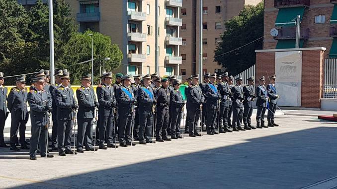 Anniversario Fiamme Gialle Perugia, oltre 1600 interventi ispettivi, 478 evasori totali