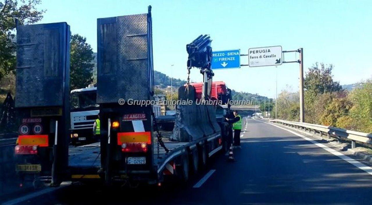 Viadotto Genna, riapre il cantiere, lavori fino a settembre