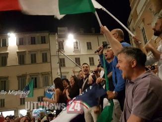 Stefano Zuccarini vince al ballottaggio e diventa sindaco di Foligno