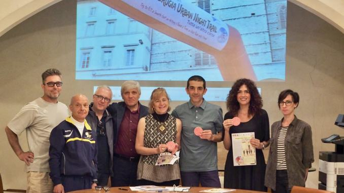 Urban Night Trail, a Perugia si rinnova per il quarto anno consecutivo