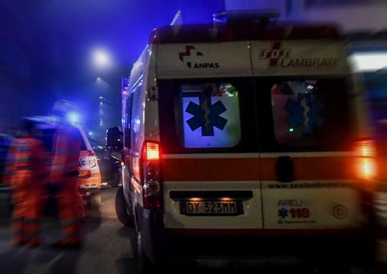 Tentata rapina sanguinaria a Foligno, uomo preso a coltellate, è grave