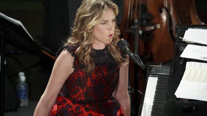 Diana Krall 13 luglio torna a Umbria Jazz all'Arena santa Giuliana