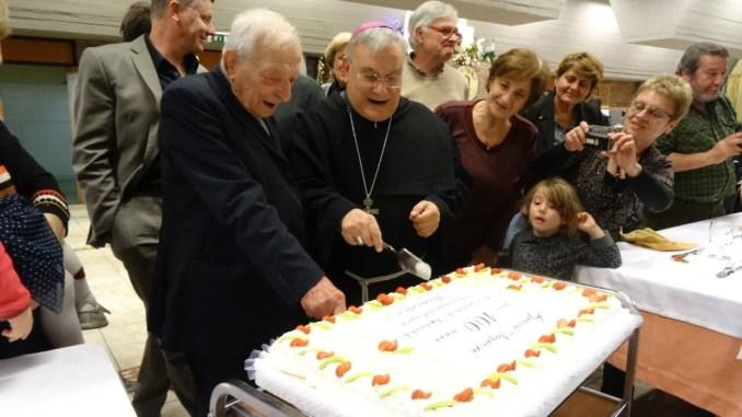 Ottanta anni di sacerdozio di monsignor Giuseppe Marinozzi, ha 104 anni