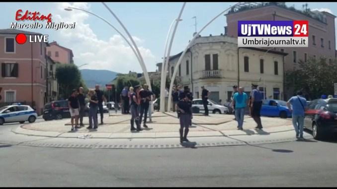 Sparatoria a Terni carabiniere ferito, sindacato polizia mancano taser e personale