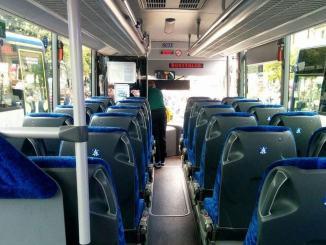 Casaioli Cristina, Progetto Perugia, rimborso abbonamento autobus studenti