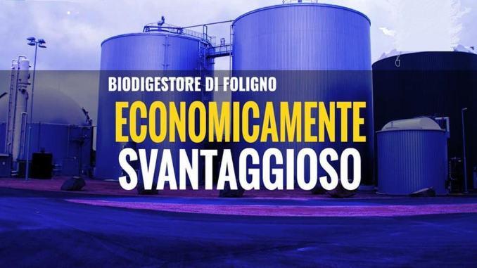 Biodigestore Foligno, Polizia giudiziaria Arpa diffida, compost non conforme
