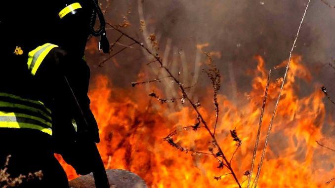 Emanata l'ordinanza per la prevenzione incendi boschivi