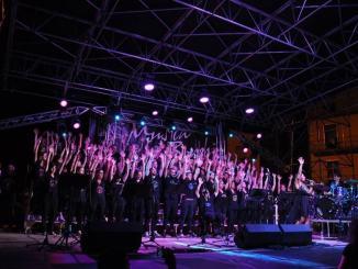 Il Joyful Singing Choir apre la 2esima edizione di In... Canto d'Estate