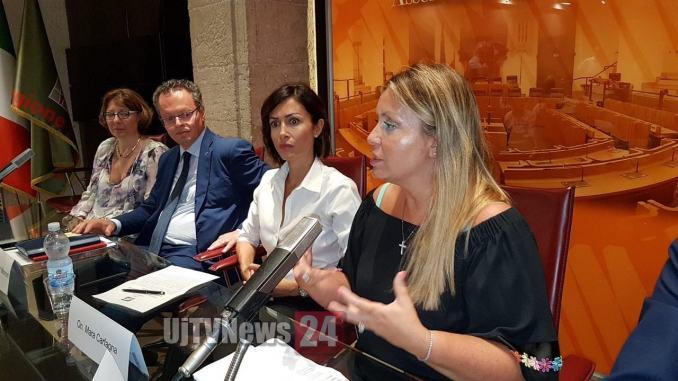Mara Carfagna a Perugia, «Il centrodestra unito è un modello di buon governo»