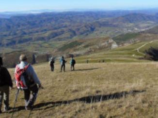 Escursione Monte Le Gronde, si parte da Foligno per il parco del Monte Cucco