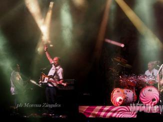 I King Crimson ad Umbria Jazz al Santa Giuliana il rock e le sue stelle