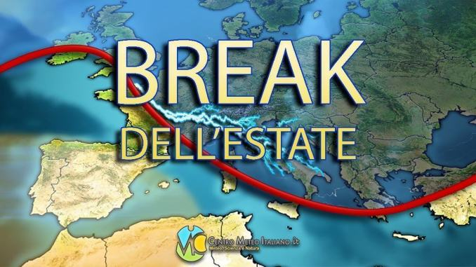 Temperature fino 40 gradi, ma estate potrà avere break, temporali in vista