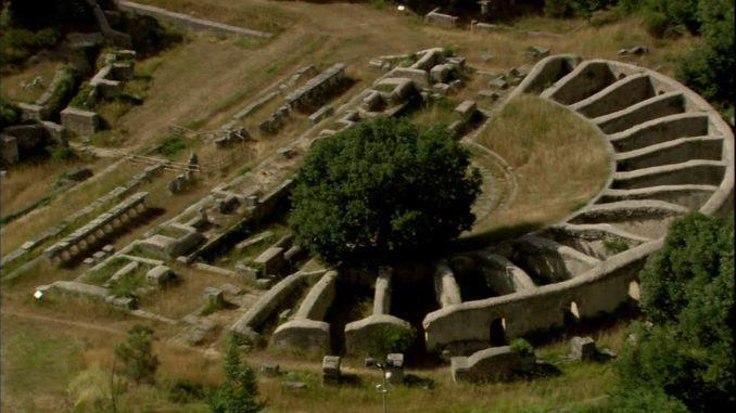 ✍ I Racconti - Gli Umbri antichissimo popolo d'Italia