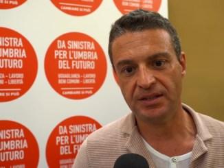 Democrazia Solidale-DEMOS Umbria sostiene candidatura di Andrea Fora