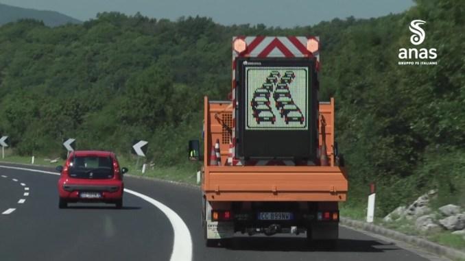 Cantieri E45 chiusi gli svincoli diDeruta NordePontenuovo/Torgiano
