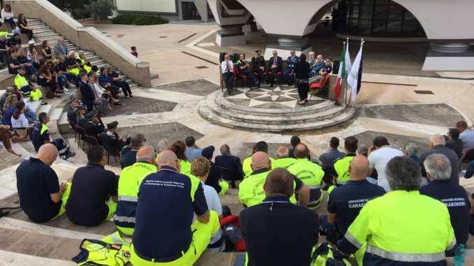 Ricostruzione post sisma avviata, dice il presidente dell'Umbria, Fabio Paparelli