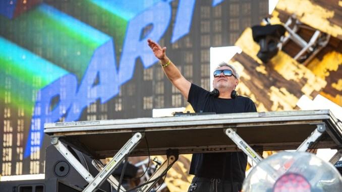 DJ Ralf venerdì 9 agosto Icona nel night all'arena FuoriPost a Ponte