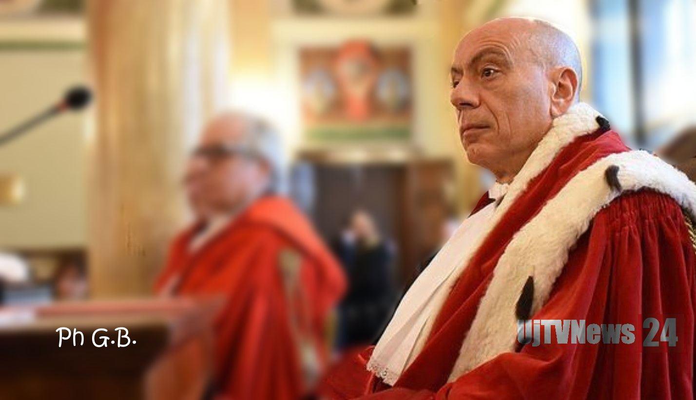 Droga in centro storico a Perugia, parla il Procuratore Generale, Fausto Cardella