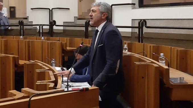 """Ricostruzione post-sisma, Mancini (Lega): """"Sarà la mia priorità da maggioranza in Regione"""""""