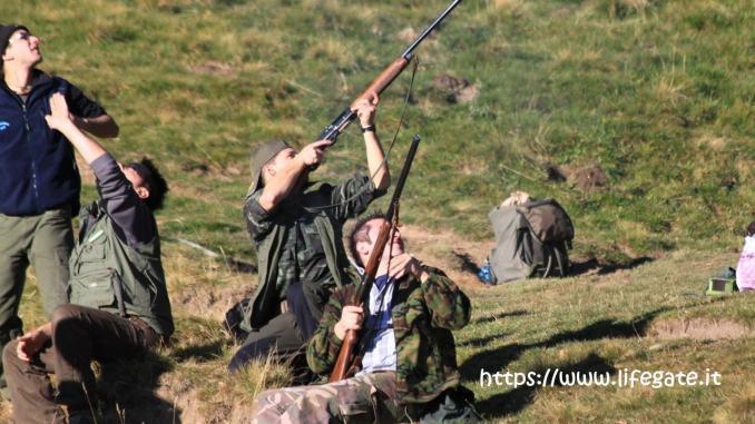 Preapertura caccia mancato parere Ispra diritto tolto ai cacciatori