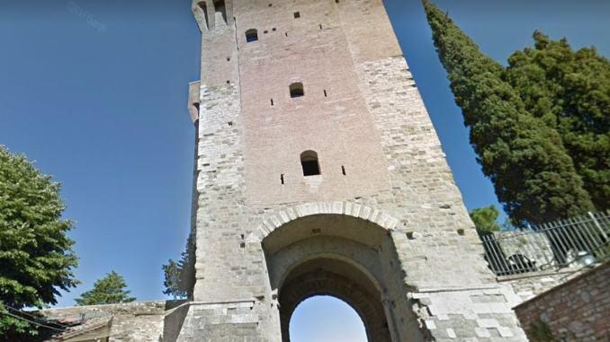 Cassero di Porta Sant'Angelo, Corso Garibaldi domenica 11 agosto