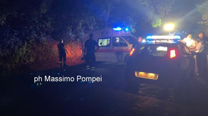 Incidente stradale a Ponte Valleceppi, due persone ferite