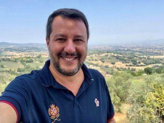 Elezioni Umbria, Salvini su Di Maio: «Chiede aiuto al PD per non scomparire»