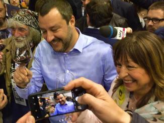 Umbria, Salvini: «Pd e Grillini continuano a prendere in giro gli elettori»