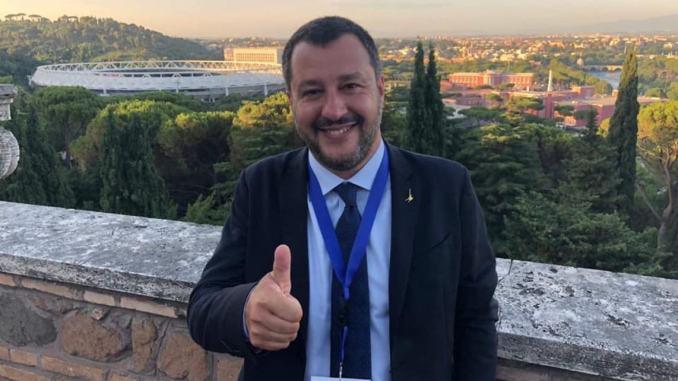 Lega deposita, al Senato, mozione sfiducia al premier Giuseppe Conte