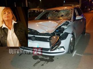 Incidente mortale, auto investe donna, aperto un fascicolo per omicidio stradale
