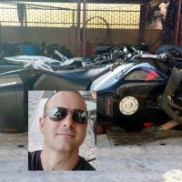 Moto contro camion a Castiglione, muore il musicista Luca Giuseppe Prima