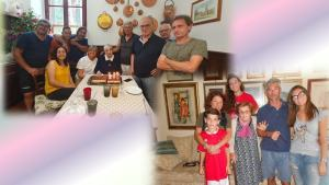 Due nonne super, in due fanno 204, Lidia Batta e Augusta Ermasi