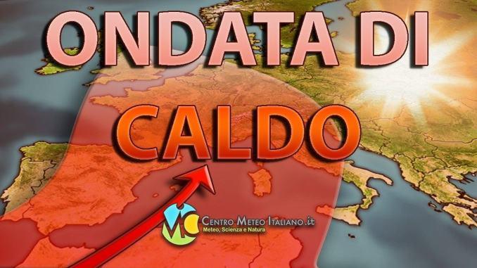 Previsioni meteo per questo fine settimana dal Centro meteo italiano